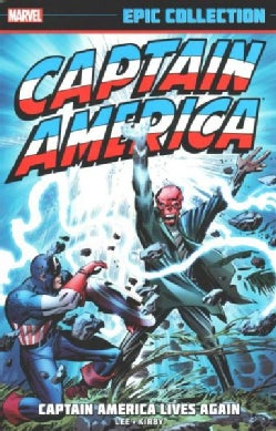 Captain America Epic Collection 12014: Captain America Lives Again (Paperback)