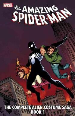 Spider-Man 1: The Complete Alien Costume Saga (Paperback)
