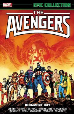 The Avengers Epic Collection 17: Judgement Day (Paperback)