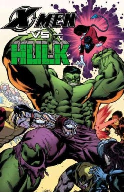 X-men Vs Hulk (Paperback)