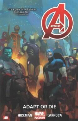 Avengers 5: Adapt or Die (Paperback)
