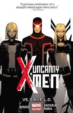 Uncanny X-Men 4: Vs. S.H.I.E.L.D.  (Paperback)