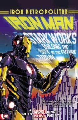 Iron Man 4: Iron Metropolitan (Paperback)