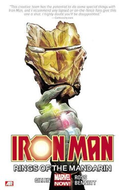 Iron Man 5: Rings of the Mandarin (Paperback)