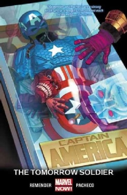 Captain America 5: The Tomorrow Soldier (Paperback)