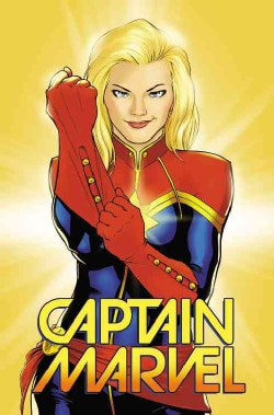 Captain Marvel 1: Higher, Further, Faster, More Marvel Now (Paperback)