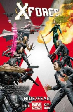 X-Force 2: Hide/Fear (Paperback)