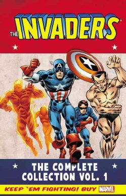 Invaders Classic 1: The Complete Collection (Paperback)