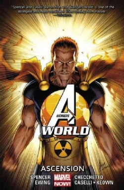 Ascension Marvel Now: Ascension (Marvel Now!) (Paperback)