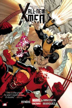 All-New X-Men 1 (Hardcover)