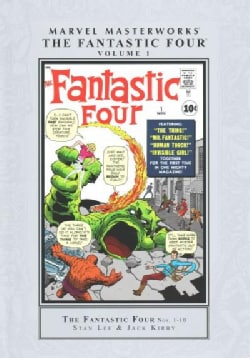 The Fantastic Four 1 (Hardcover)