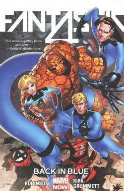 Fantastic Four 3: Back in Blue (Paperback)