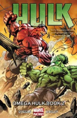 Hulk 3: Omega Hulk Book 2 (Marvel Now!) (Paperback)