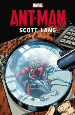 Ant-Man: Scott Lang (Paperback)