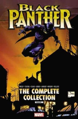 Black Panther 1: The Complete Collection (Paperback)