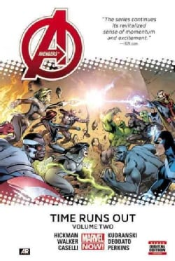 Avengers: Time Runs Out (Hardcover)
