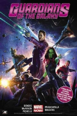 Guardians of the Galaxy 1 (Hardcover)