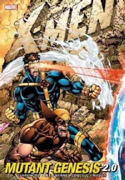 X-Men: Mutant Genesis 2.0 (Paperback)