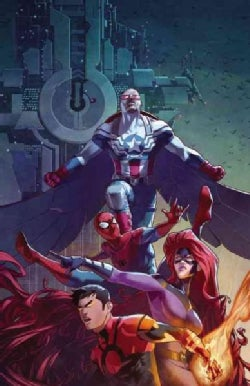 The Amazing Spider-Man / Inhuman / All-New Captain America: Inhuman Error (Paperback)