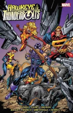 Hawkeye & The Thunderbolts 1 (Paperback)