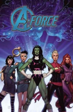 A-Force 1: Hypertime (Paperback)