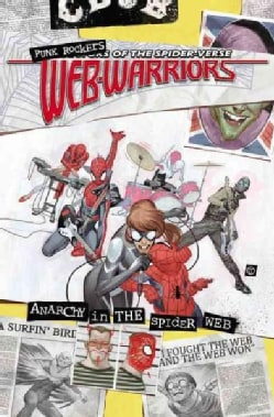 Web Warriors of the Spider-Verse 2: Spiders Vs. (Paperback)