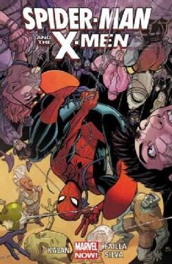 Spider-man & the X-men (Paperback)