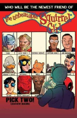 The Unbeatable Squirrel Girl 2: Squirrel You Know It's True (Paperback)