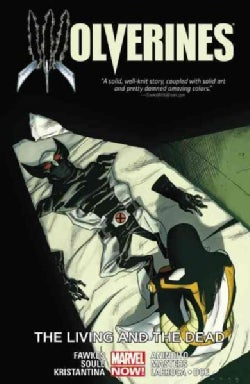 Wolverines 3: The Living and the Dead (Paperback)