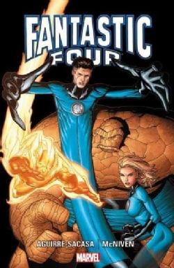 Fantastic Four 4 (Paperback)