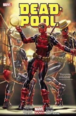 Deadpool 3 (Hardcover)