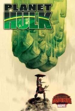 Planet Hulk (Paperback)