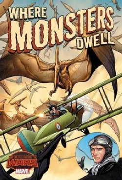 Where Monsters Dwell: The Phantom Eagle Flies the Savage Skies (Paperback)