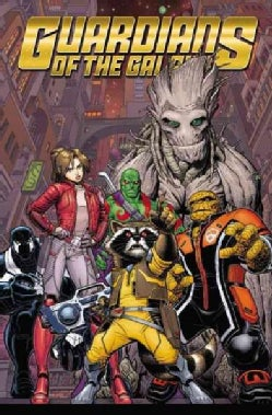 Guardians of the Galaxy New Guard 1: Emporer Quill (Paperback)