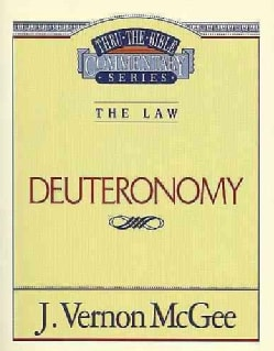 Thru the Bible Commentary: Deuteronomy 9 (Paperback)