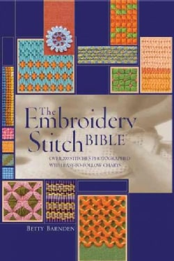 Embroidery Stitch Bible (Hardcover)