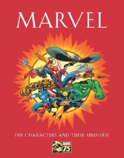 Marvel: The Characters and Their Universe (Hardcover)