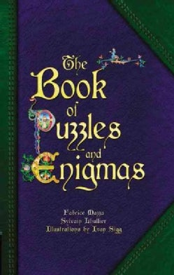 The Book of Puzzles and Enigmas (Hardcover)