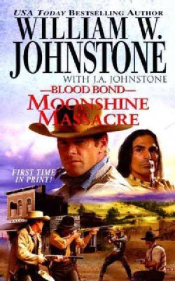 Moonshine Massacre (Paperback)