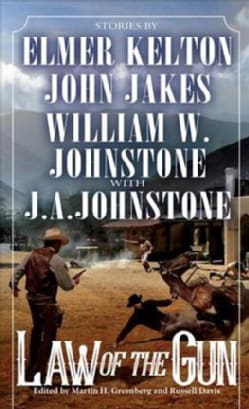 Law of the Gun (Paperback)