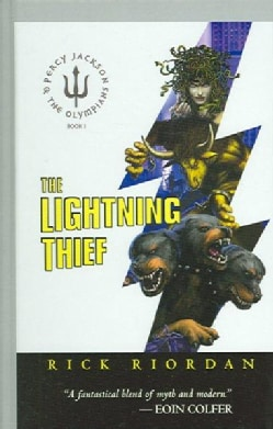The Lightning Thief (Hardcover)
