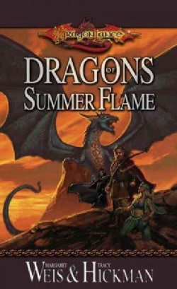Dragons of Summer Flame (Paperback)
