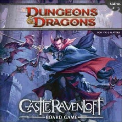 Dungeons & Dragons Castle Ravenloft (Game)