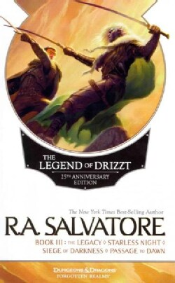 The Legend of Drizzt (Paperback)