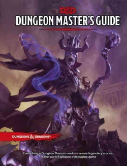 Dungeon Master's Guide (Hardcover)