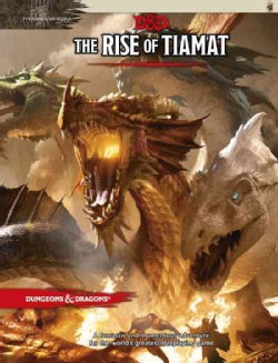 The Rise of Tiamat (Hardcover)