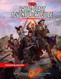 Sword Coast Adventurer's Guide (Hardcover)