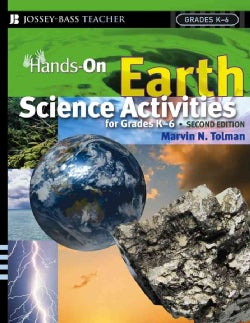 Hands-on Earth Science Activities for Grades K-6 (Paperback)