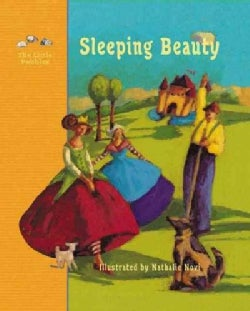Sleeping Beauty: A Fairy Tale by the Brothers Grimm (Hardcover)