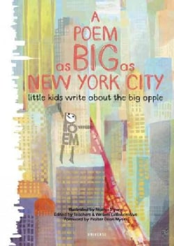 A Poem As Big As New York City: Little Kids Write About the Big Apple (Hardcover)